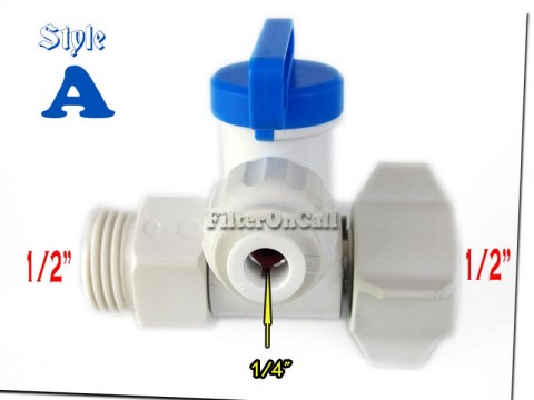 Feed-Water-Valve-A