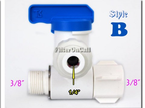 Feed-Water-Valve-B